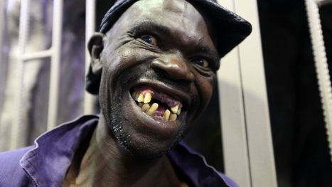 Cheating Accusations Mar Zimbabwe's 'Mister Ugly' Contest | Quite Interesting News | Scoop.it