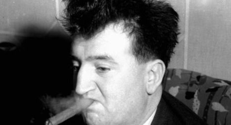 Talent in his work and genius in his life: The flawed genius of Brendan Behan 50 years on | The Irish Literary Times | Scoop.it