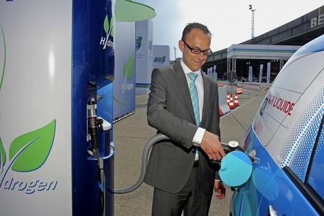 Air Liquide carbure à l'hydrogène | zegreenweb | Air Liquide Mobilité Hydrogène | Scoop.it