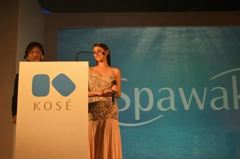 Pebble In The Still Waters: #KoseMeet Bringing Spawake Range Of #Beauty Products In #India by Kose | Innovation in Skill Development Initiatives in India | Scoop.it