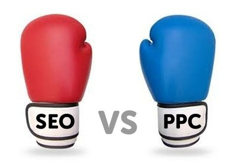 SEO vs PPC - Time for a Fight! [Infographic] - Unbounce | PaidSearch | Scoop.it