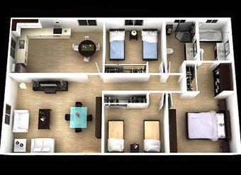 Actividad escalas - ¿Sabes interpretar el plano de una vivienda? | tecno4 | Scoop.it