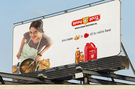 Outdoor Brand Advertising Design for Oil Industry | Branding Advertising News Thoughts | Scoop.it