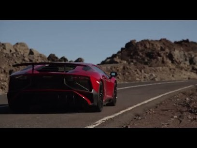 Lamborghini Aventador LP 750-4 SV - Backstage | autoauthoritys | Scoop.it