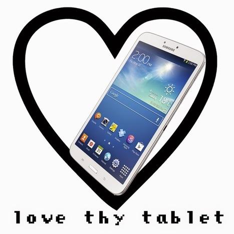 Tablet. A love story |wizard of dork | Just geek stuff | Scoop.it