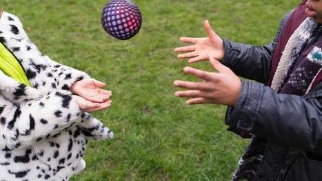 Hackaball: Elektronischer Ball soll Programmierung eigener Spiele erlauben - Heise Newsticker | Programmieren in der Schule | Scoop.it
