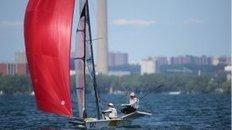 Cuatro veleros chilenos clasificaron a finales en Toronto 2015 ... | Veleros PERU | Scoop.it