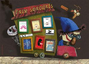 Palmarès du Prix sorcières 2013   Fête du livre jeunesse de Villeurbanne 2013   idées graphiques   Scoop.it