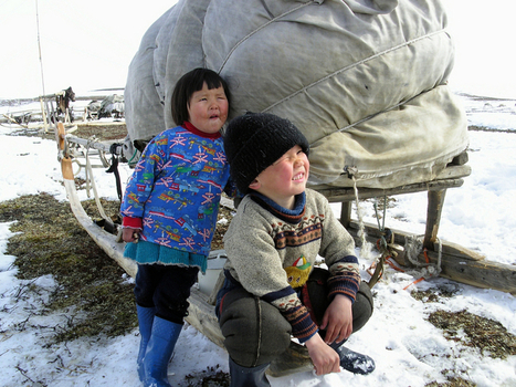 New Russian law discriminates against indigenous languages | Inuit Nunangat Stories | Scoop.it