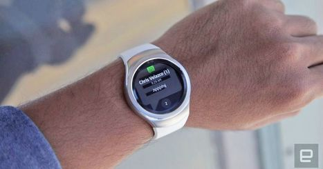 Samsung's next smartwatch comes with an e-SIM | AllMyTech | Scoop.it