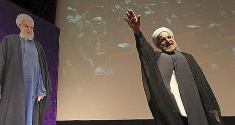 LeTemps.ch | C'est officiel : le modéré Hassan Rohani accède à la présidence | Iran politics | Scoop.it