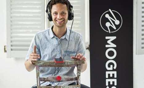 Mogees, ou la réalité virtuelle sonore pour tous | Vous avez dit Innovation ? | Scoop.it
