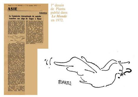 Plantu : 40 ans de dessins parus dans Le Monde | Le Monde | Ca m'interpelle... | Scoop.it