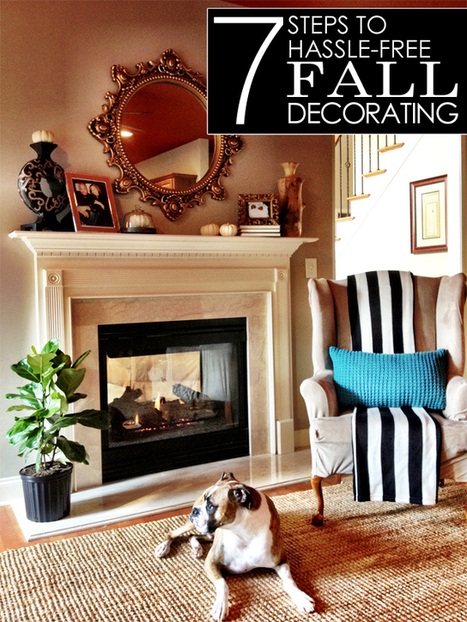 7 STEPS TO HASSLE-FREE FALL DECORATING   Atlanta Bungalows   Scoop.it