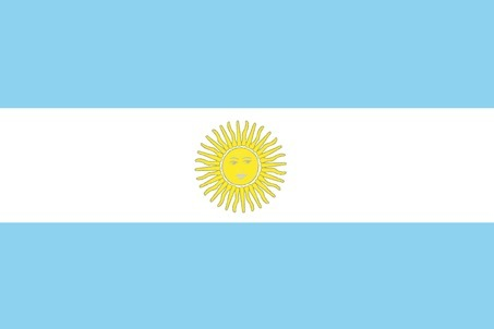 Argentina's Area | Argentina , Jamie Dunford | Scoop.it