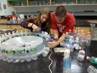 Students, Join the Green Your School Challenge! | Wellington Aquaponics | Scoop.it