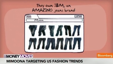 Mimoona: A Crowdfunding Platform for Fashion: Video | Fashion Technology Designers & Startups | Scoop.it