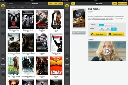 Movie Box: l'app per lo streaming o il download di Film e serie TV direttamente da iPhone e iPad. | News & Tweak about iPhone and iOs | Scoop.it