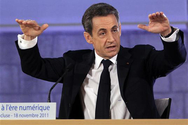 La culture selon Sarkozy : la musique s'emballe, le livre s'en bat- Ecrans | User experience X.0 | Scoop.it