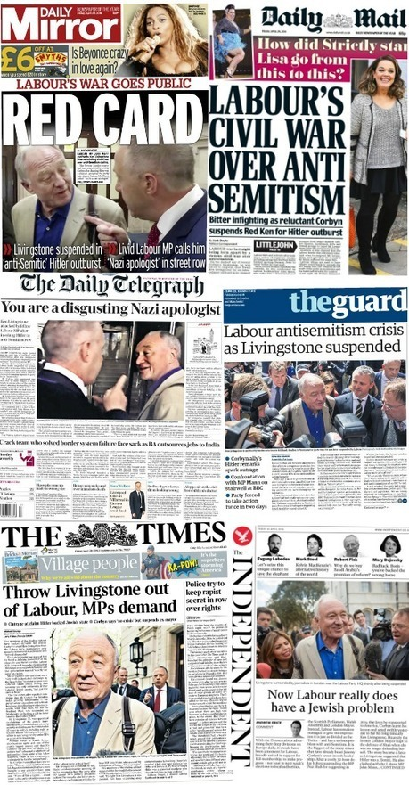 How a far-right Tory, the media & Blairites tried to ambush Corbyn re #AntiSemiticGate | Welfare, Disability, Politics and People's Right's | Scoop.it