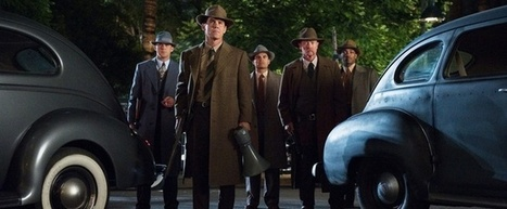 Gangster Squad review Review | Movie Reviews - LOVEFiLM | film and  film in digital age | Scoop.it