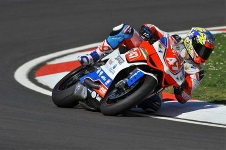 Checa to ride Panigale | Ducati news | Scoop.it