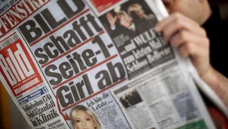 La parade du journal le plus lu d'Allemagne aux bloqueurs de pub | Allemagne Commerce et Industrie | Scoop.it