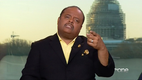 Roland Martin Blasts Stacey Dash For Comments About BET, Black Networks | Mixed American Life | Scoop.it