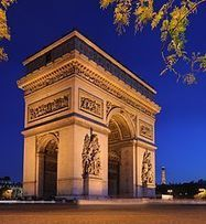 29 juillet 1836 anniversaire des Trois Glorieuses : inauguration de l'Arc de triomphe de l'Étoile | Racines | Auprès de nos Racines - Généalogie | Scoop.it