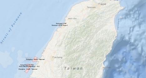 Eolien offshore: Siemens met un pied à Taïwan | Eolien-Energies-marines | Scoop.it