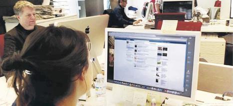 Réseaux sociaux : Interdiction de se connecter au travail | Tendances, technologies, médias & réseaux sociaux : usages, évolution, statistiques | Scoop.it