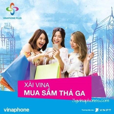 Xài Vina - Mua sắm thả ga dành cho Hội viên Vinaphone Plus | Trao đổi | Scoop.it
