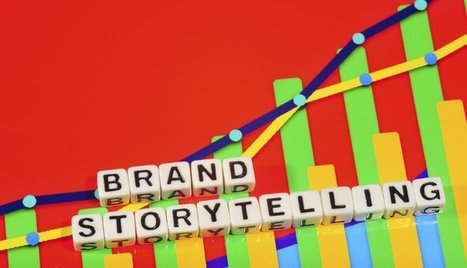 5 Important Lessons Marketers Can Gain From The Principles of Story. | StoryBranding: How brands can embrace the power of story | Scoop.it