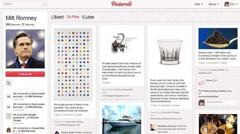 What are the Business Uses for Pinterest? | Pinterest | Scoop.it