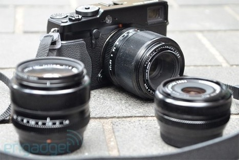 Fujifilm X-Pro1 mirrorless camera review | Sharif Sakr - engadget.com | Fuji X-Pro1 | Scoop.it