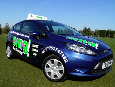 Driving Lessons in Burton on Trent and Swadlincote - OMG! I'm Driving | Ryan William | Scoop.it