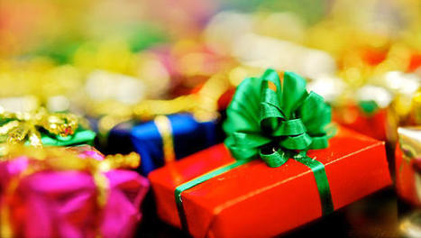 How to Innovate Your Gift-Giving | Technology in Business Today | Scoop.it