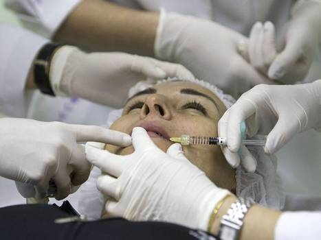 Cosmetic surgery is bad. That women feel the need for it is worse | Negative Impact of Fashion Media | Scoop.it