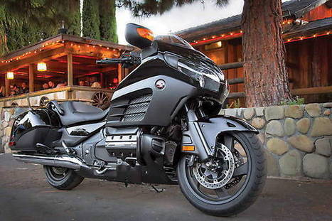 Honda Gold Wing F6B 2013 | Bikez | Scoop.it