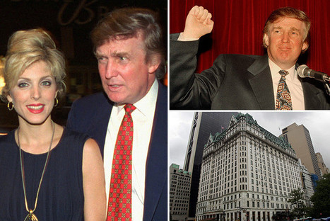 Donald Trump 'hosted wild sex parties with cocaine and underage models in the 80s' | UgandaNuz | Scoop.it