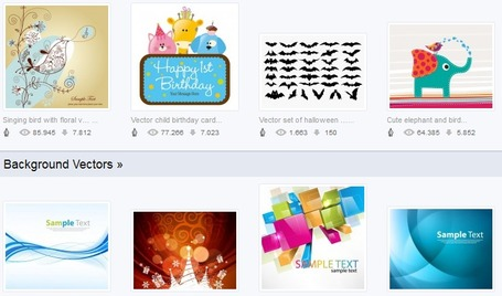 freepik - download thousands of FREE vectors and stock photos | E-Learning and Online Teaching | Scoop.it