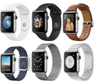 Price of Apple Watch Series 2 38mm with Release...