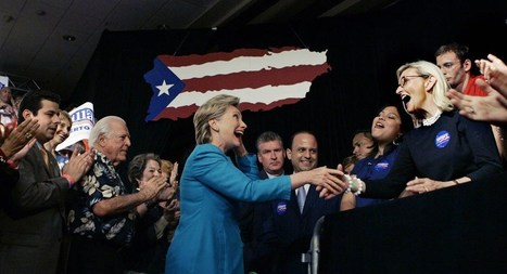 Hillary Clinton Discovers, and Lies, to Puerto Rico | Puerto Rico | Scoop.it