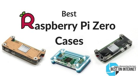 Best Raspberry Pi Zero Cases | Raspberry Pi | Scoop.it