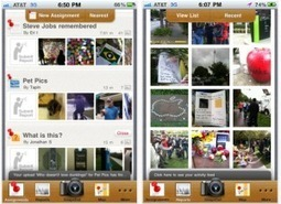 How news organizations are using iPhone app Tackable to cover Occupy protests | Convergence Journalism | Scoop.it