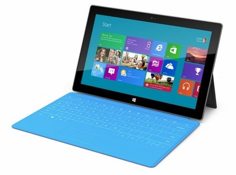Share It: Microsoft Surface tablets may not match iPad battery life Rough estimates put battery lifespan at between 6 and 12.5 hours, depending on the model and OS microsoft ipad microsoft surface ...   Celebrity News Photos and Videos   Scoop.it