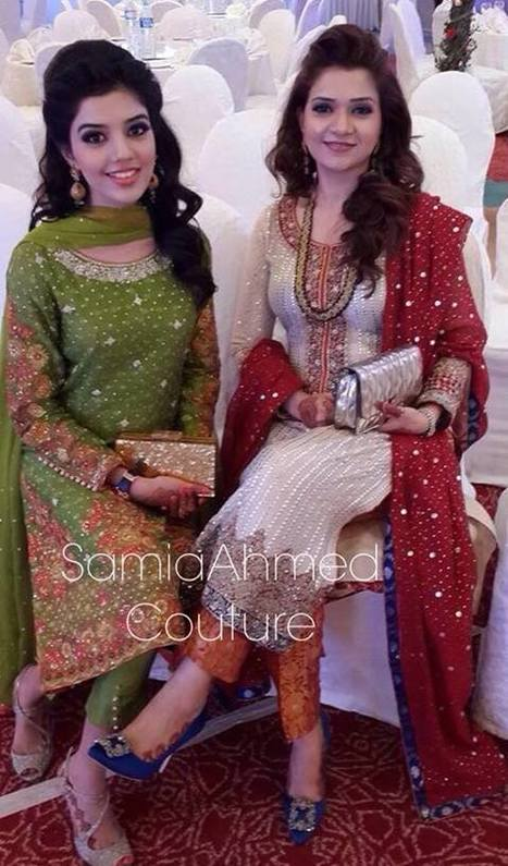 Samia Ahmed Luxury Pret Collection for Eid Ul AdhaLive Style Vogue | Hot Fashion | Scoop.it