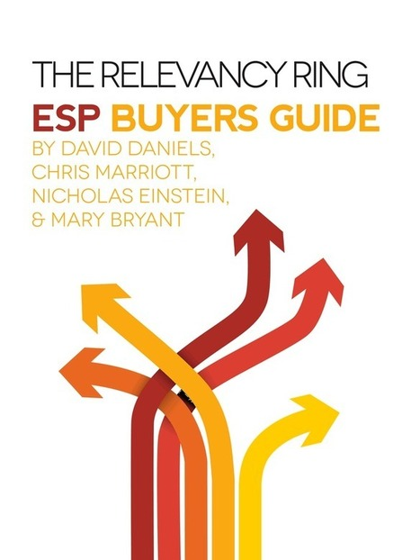 Email Service Providers Buyer's Guide. Who's Relevant? | Innovative Marketing and Crowdfunding | Scoop.it