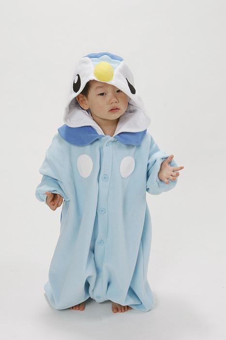 Kids onesies piplup Kigurumi animal onesies costumes | kids animal onesies | Scoop.it