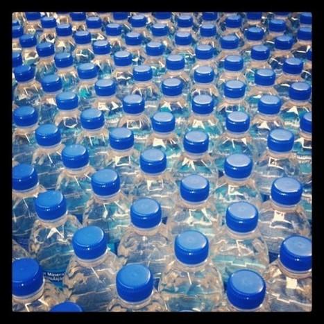 Des traces de pesticides et médicaments dans les eaux en bouteille | Vegactu - végétarien, végétalien et végan | Scoop.it